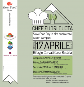 slow food day Chef Quotati
