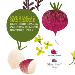 Consiglio Nazionale Slow Food Paestum
