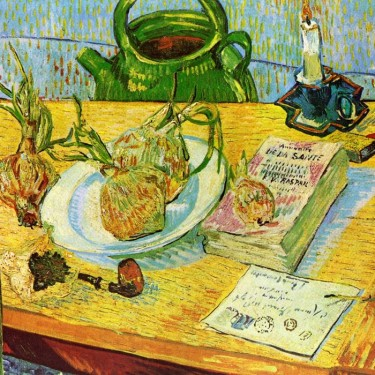 Vincent-Van-Gogh-Still-Life-Drawing-Board-Pipe-Onions-and-Sealing-Wa