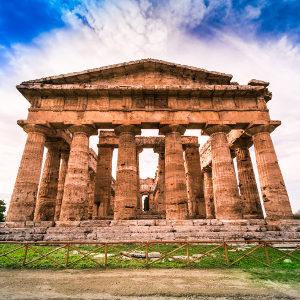 Paestum – tempio di Nettuno